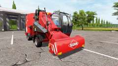 Kuhn SPV Confort 12 para Farming Simulator 2017