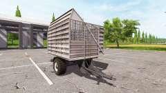 El remolque de camión para Farming Simulator 2017