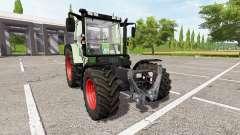 Fendt 380 GTA Turbo v4.0 para Farming Simulator 2017