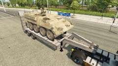 Semi llevar equipo militar v1.6