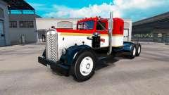 La piel en Gregs camión Kenworth 521
