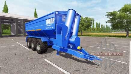 MINERO GTW 430 Tonar para Farming Simulator 2017