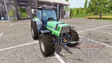 Deutz-Fahr AgroStar 6.21 v1.5 para Farming Simulator 2017