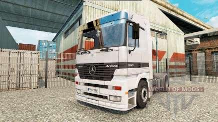 Mercedes-Benz Actros 1843 MP1 para Euro Truck Simulator 2