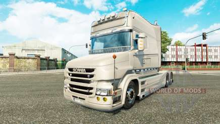 Scania T Longline v1.7 para Euro Truck Simulator 2