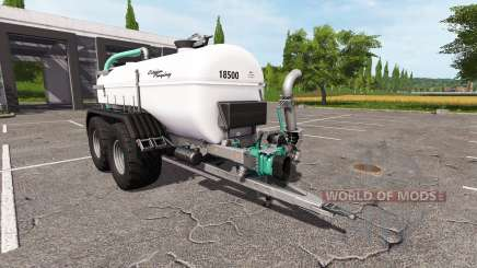 Zunhammer SKE 18.5 PUD titian special para Farming Simulator 2017