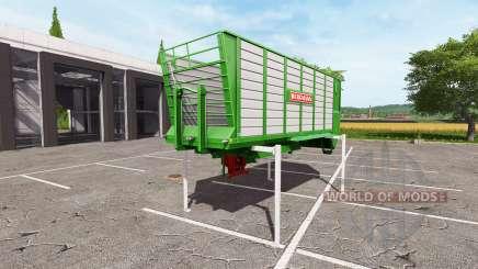 BERGMANN HT 50 v1.0.0.1 para Farming Simulator 2017