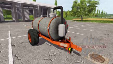 Kaweco 6000l para Farming Simulator 2017
