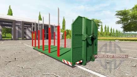 IT Runner Wood para Farming Simulator 2017