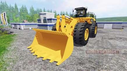 Caterpillar 994F para Farming Simulator 2015