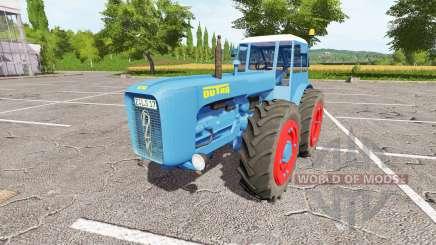 Dutra D4K-B para Farming Simulator 2017