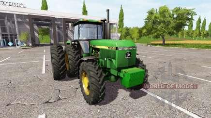 John Deere 4955 v2.0 para Farming Simulator 2017