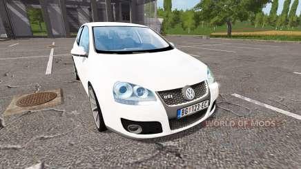Volkswagen Golf GTI (Typ 1K) para Farming Simulator 2017