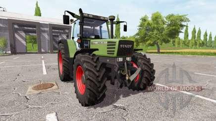 Fendt Favorit 512C Turbomatic v2.0.5 para Farming Simulator 2017