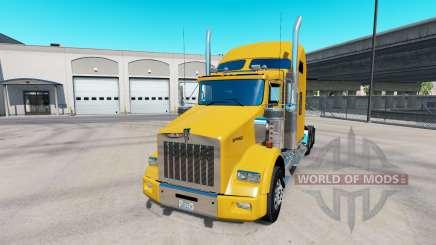 Kenworth T800 2017 para American Truck Simulator
