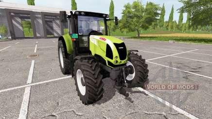 CLAAS Arion 540 para Farming Simulator 2017