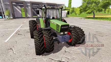 Fendt Favorit 512C Turbomatic v3.0 para Farming Simulator 2017