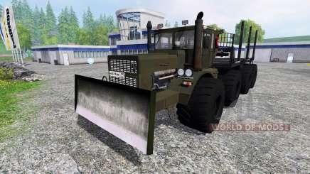 Kirovets K-700A 8x8 para Farming Simulator 2015