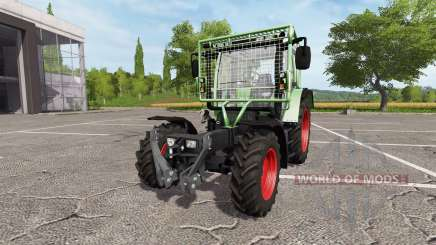 Fendt 380 GTA Turbo v4.5 para Farming Simulator 2017