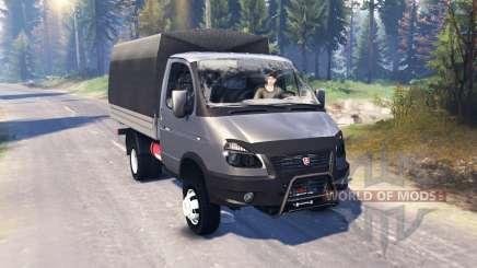 GAZA-la gacela 33027-Business v2.0 para Spin Tires