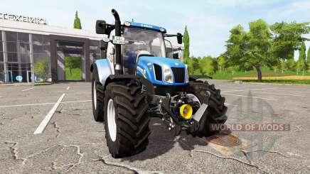 New Holland T6.140 para Farming Simulator 2017