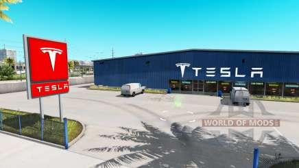Real de la empresa v2.0 para American Truck Simulator