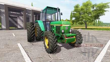 John Deere 3030 v1.1 para Farming Simulator 2017