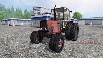 UMZ-6KM bog para Farming Simulator 2015