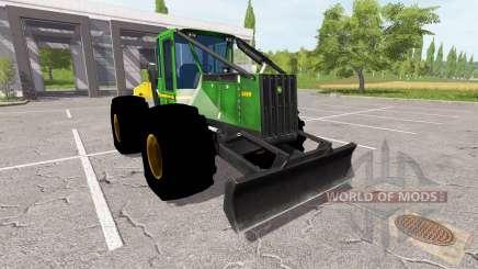 John Deere 548H para Farming Simulator 2017