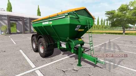 AMAZONE TC 22000 ultra para Farming Simulator 2017