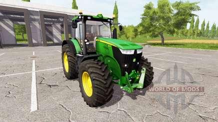 John Deere 7270R v2.0 para Farming Simulator 2017