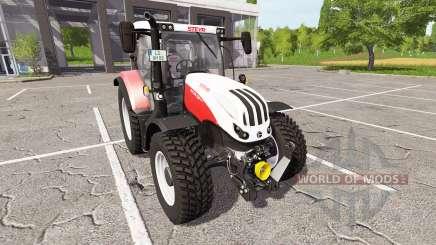 Steyr Multi 4135 Profi CVT ecotec para Farming Simulator 2017