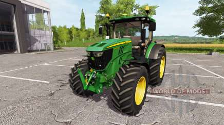 John Deere 6230R v2.0 para Farming Simulator 2017