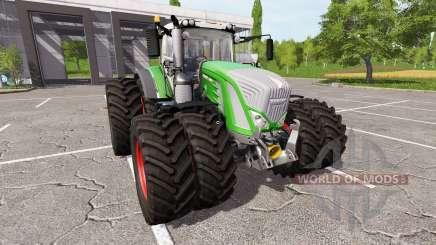 Fendt 930 Vario design line para Farming Simulator 2017