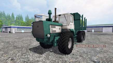 T-150K 6x6 para Farming Simulator 2015