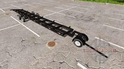 Maurer HT38 para Farming Simulator 2017