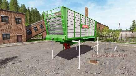 BERGMANN HT 50 v2.0 para Farming Simulator 2017