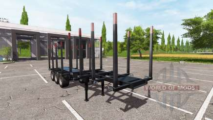Doepker Super B Logger para Farming Simulator 2017