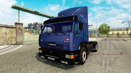 KamAZ 5460 v5.0 para Euro Truck Simulator 2