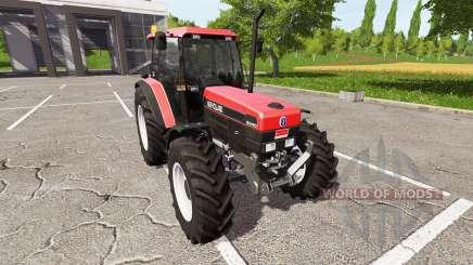 New Holland 8340 v1.2 para Farming Simulator 2017
