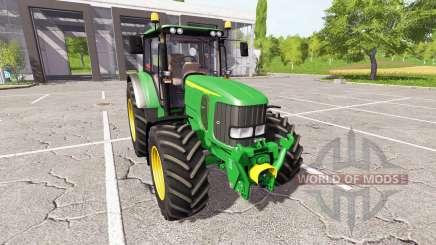 John Deere 6920S para Farming Simulator 2017
