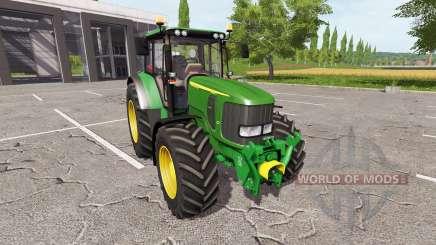 John Deere 6520 para Farming Simulator 2017