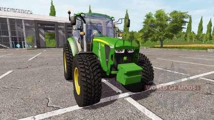 John Deere 5115M v1.5 para Farming Simulator 2017