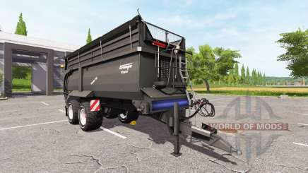 Krampe Bandit 750 black v2.0 para Farming Simulator 2017