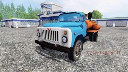 GAZ-53 Inflamable para Farming Simulator 2015