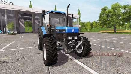 New Holland 5640 para Farming Simulator 2017