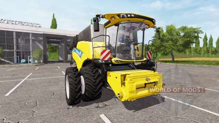 New Holland CR10.90 v1.1 para Farming Simulator 2017