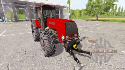 Bielorruso-2522 para Farming Simulator 2017