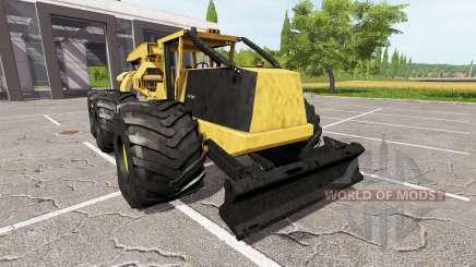 Tigercat 635E para Farming Simulator 2017