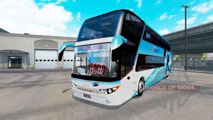 Modasa Zeus 3 para American Truck Simulator